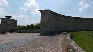 Visita al campo de concentración en Buchenwald
