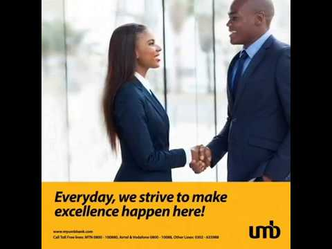 Excellence Happens at UMB Ghana