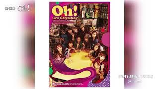 Girls' Generation 소녀시대 'Oh!'  (Empty Arena Ver.)