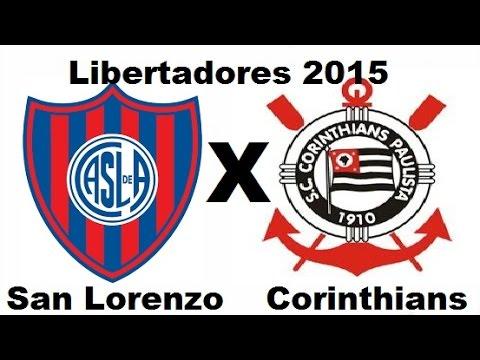San Lorenzo 0 x 1 Corinthians - Libertadores 2015 - Jogo Completo