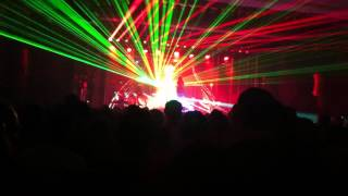 """Butterfly, How Long It Takes To Die"" The Flaming Lips (Murat Egyptian Room Indianapolis 4/29/13)"