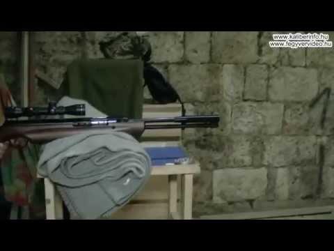 Walther LGU légpuska 2. rész
