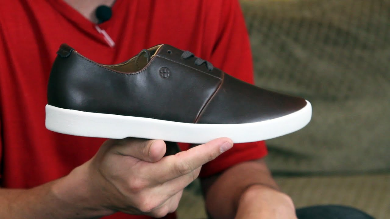 HUF Gillette Skate Shoes Review Tactics