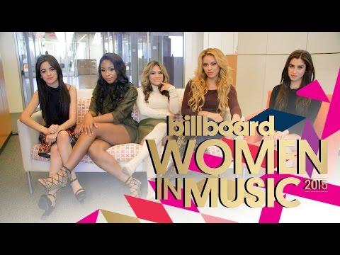 "Fifth Harmony on Group Of The Year Award, ""It Makes It All Worth It"" 