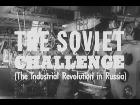 Stalin's First Five Year Plan: Soviet Industrialization and Agricultural Collectivization