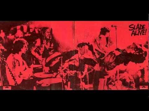 SLADE (live) *Keep on Rockin*