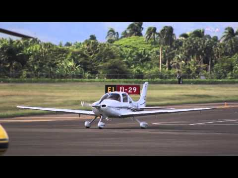 MOMENTS HD :: Dominican Republic Fly In by Caribbean Flying Adventures at Cibao Int. Airport