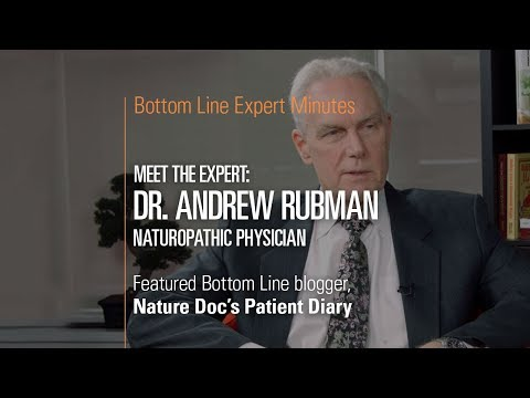 Meet the Expert: Dr. Andrew Rubman, Naturopath