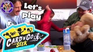 Lets play CARD'n'GO das lustige hektische Spiel - Cardngo Kartenspiel | FAMILY FUN