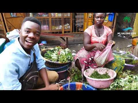 Market Tour| Congo Market Freetown Sierra Leone