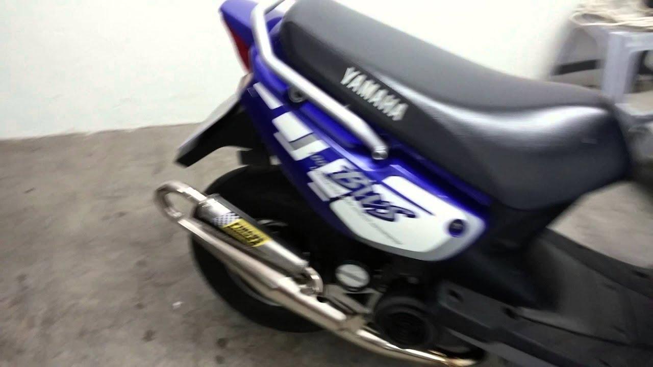 Yamaha Bw Performance Parts