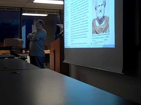 Ancient and Medieval Philosophy lecture 5