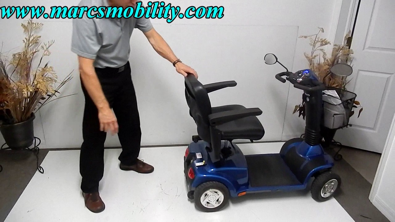 Golden Companion 2 - 4 Wheel Used Mobility Scooter