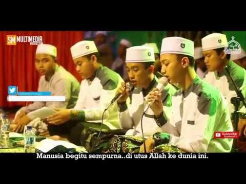 """""""Merinding"""" Surat Cinta Untuk Nabi (Cover Starla) Gus Azmi Dan Lirik."""