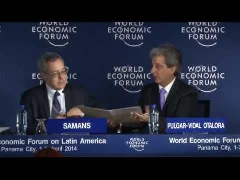 Panama 2014 - Memorandum of Understanding Signing Peru Press Conference