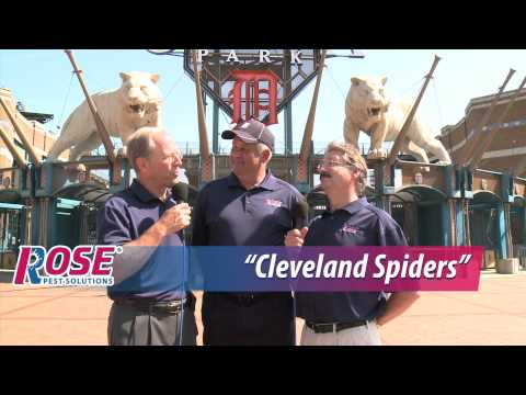 The Cleveland Spiders?