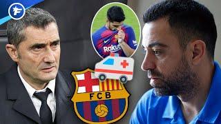 Le Barça en pleine tourmente | Revue de presse