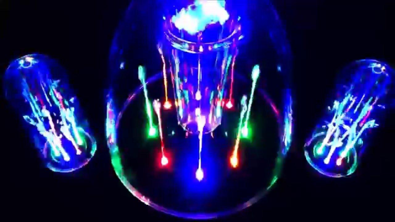 Soundsoul Water Dancing Speakers Youtube