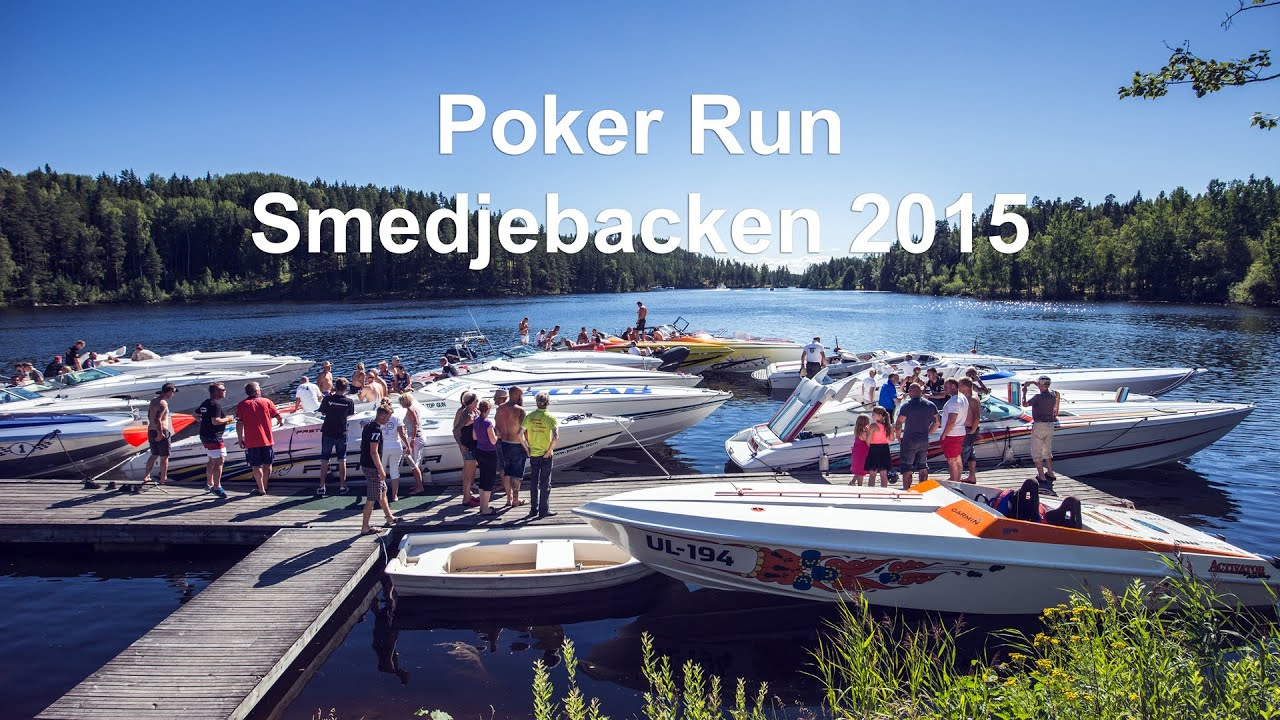 Poker run 2015 rockland