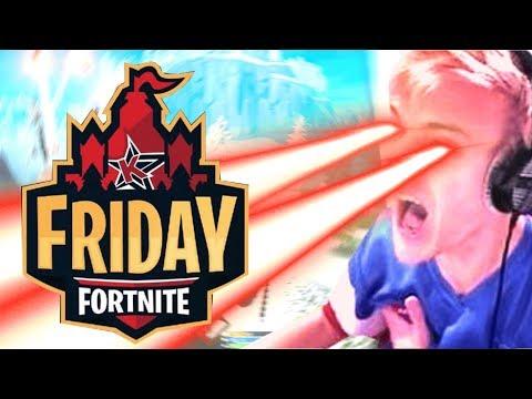 Winning Friday Fortnite