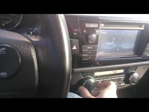 Дроссельная заслонка Тойота Королла е160. Настройка, обучение после сброса и чистки