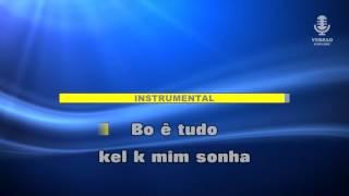 ♫ Karaoke PRINCESA (ft. Djodje & Ricky Boy) - Dynamo