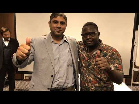 "Ian Balina and ""EOS Sweden"" @ Stockholm, Sweden"