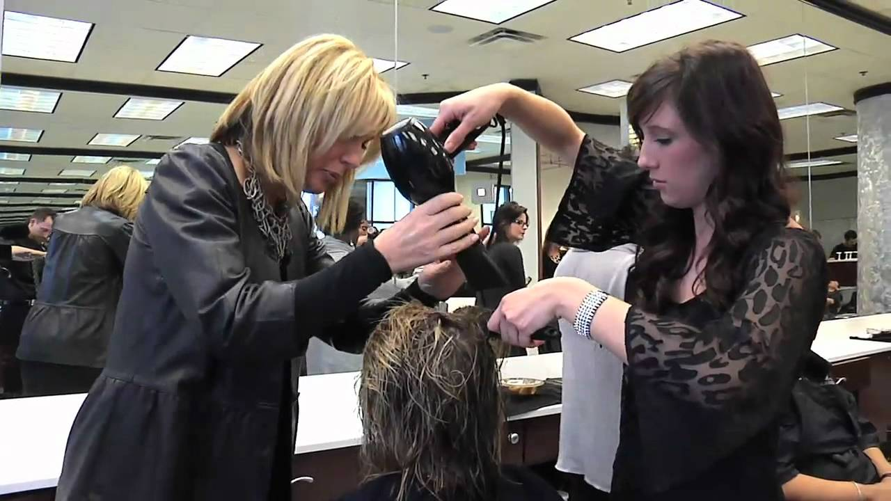 French Haircutting Amp Balayage DVD Preview YouTube