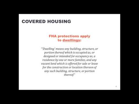 Fair Housing - Serious Responsibility, Serious Liability