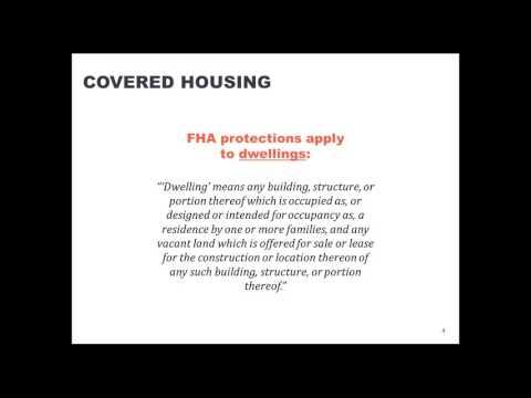 Fair Housing - Serious Responsibility, Serious Liability