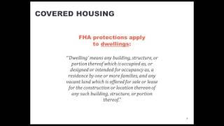 fair housing serious responsibility serious liability