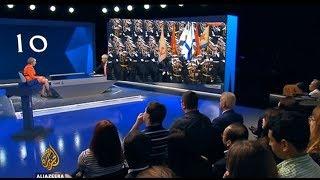 Тереза Мэй смотрит Парад Победы в России! Theresa May watches the military Parade in Russia!