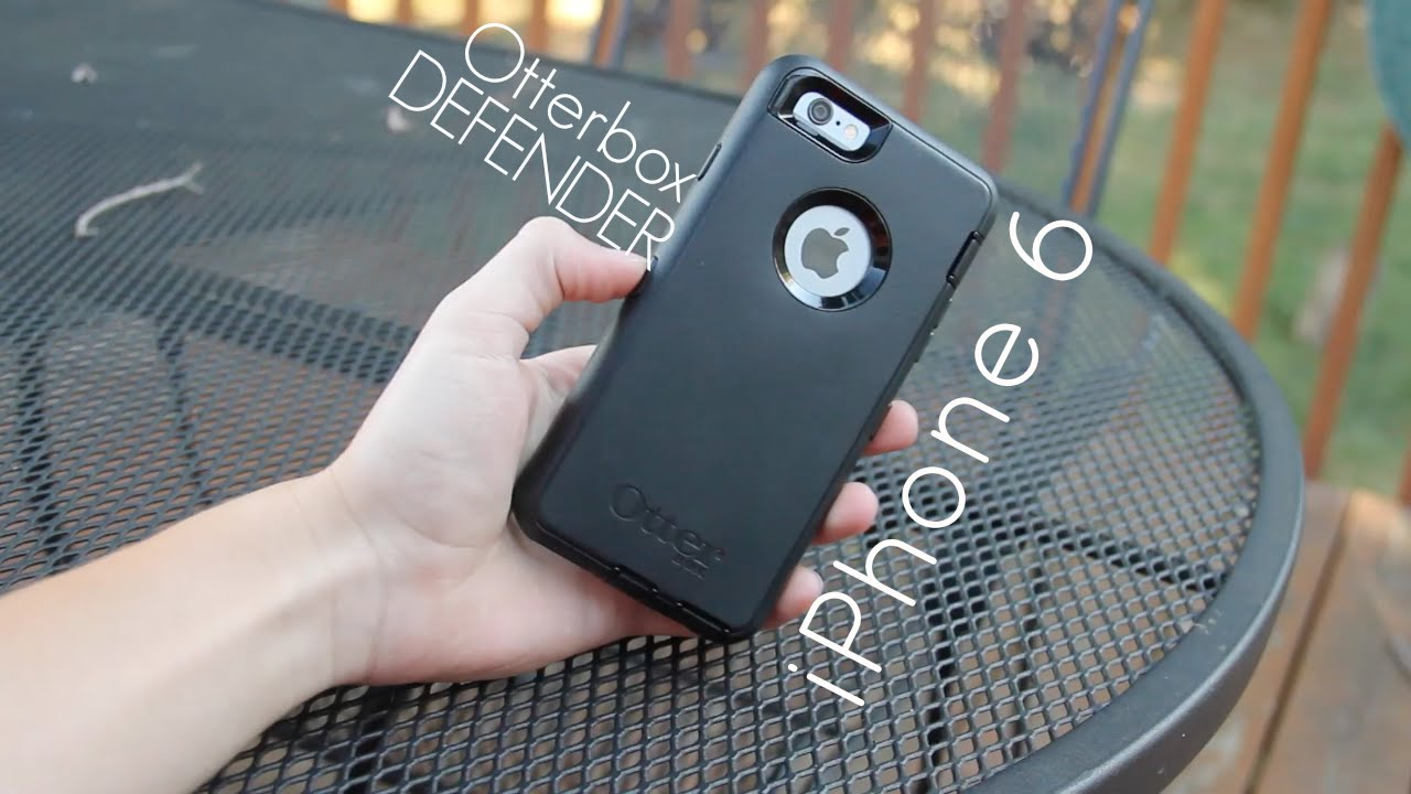 Otterbox Defender for iPhone 6 Review!