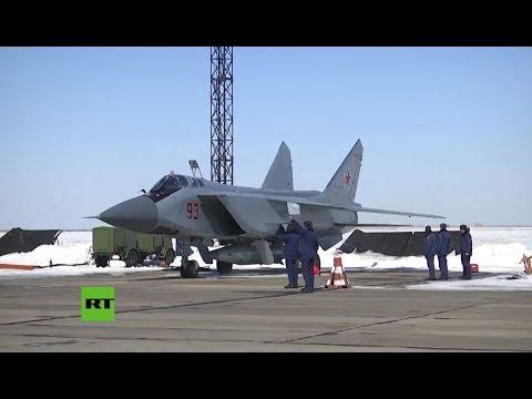Rusia realiza una prueba exitosa de misil hipersónico