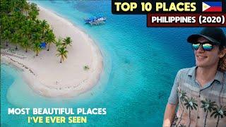 TOP 10 PHILIPPINES 🌴 (2020) - Worlds Best Travel Destination