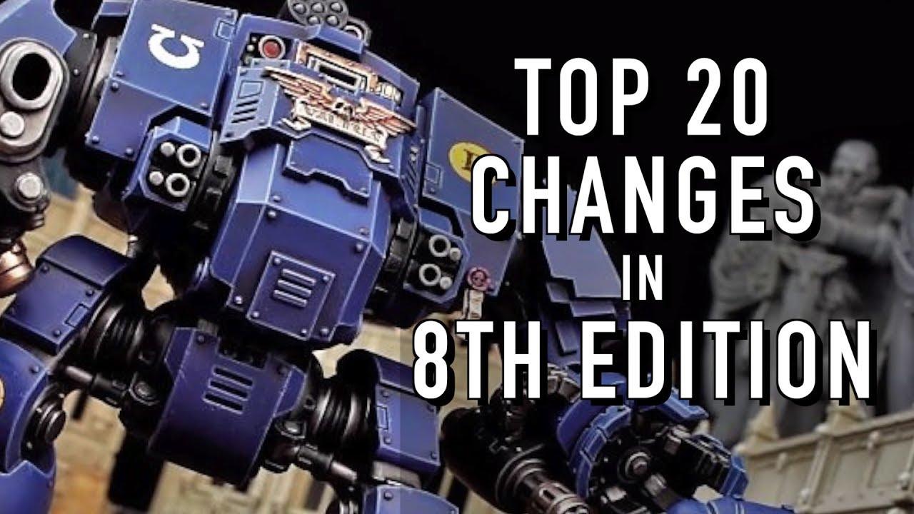 warhammer 40k 8th edition rules pdf