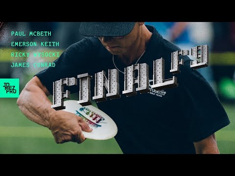 2019 DISC GOLF WORLD CHAMPIONSHIPS | FINALF9 | Wysocki, McBeth, Keith, Conrad