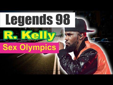 R. Kelly - Sex Olympics