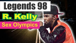 R. Kelly - Sex Olympics