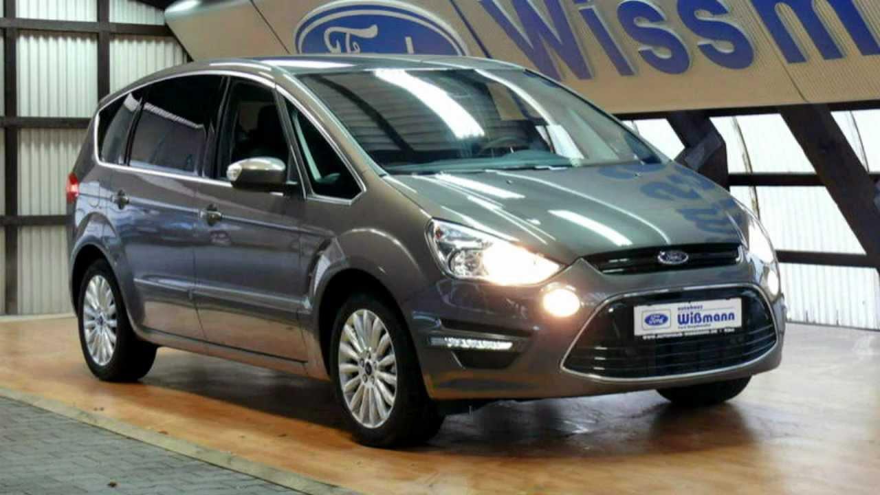 Ford s max titanium gbbscr63697 klimaautomatik tagfahrlicht ford video
