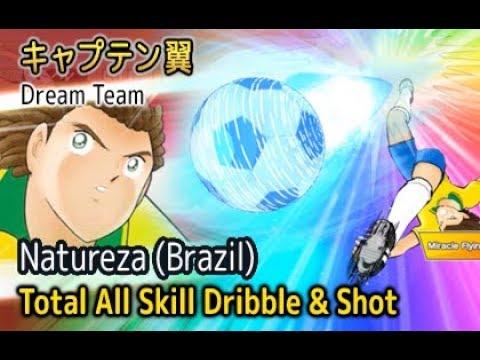 Captain Tsubasa Dream Team - Natureza Skill
