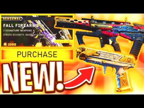 FINALLY... 2 NEW WEAPONS in Black Ops 4!