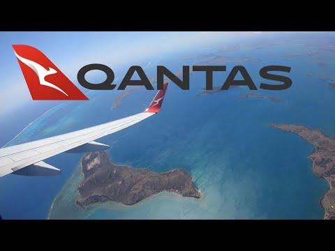 Qantas 737 | Noumea To Sydney