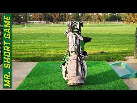 Best Golf Driving Range Practice Routine – 5 Stroke Challenge Day 10