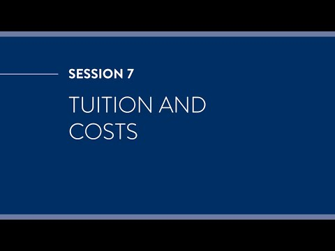 UNL // S7 - Tuition and Costs