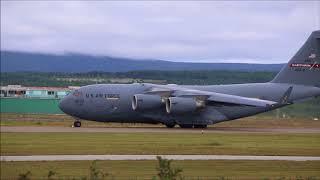 C 17 Take off 2
