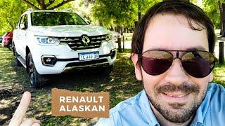 Renault Alaskan - Prueba / Test Drive