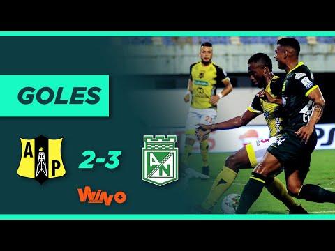 Alianza Petrolera vs. Nacional (2-3) | Liga BetPlay Dimayor 2020 Fecha 19