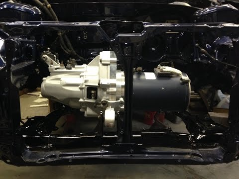 installing-the-hpevs-ac-50-motor-into-the-honda-civic-electric-conversion