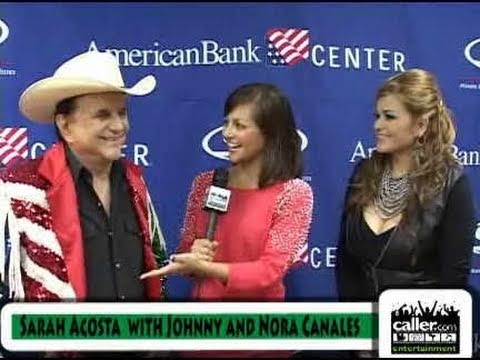Caller Entertainment with Johnny Canales